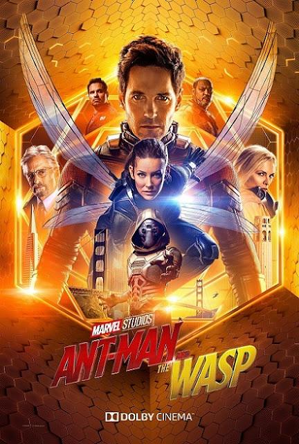 Ant-Man and the Wasp (El Hombre Hormiga y La Avispa) (2018) 720p y 1080p WEBRip mkv Dual Audio AC3 5.1 ch