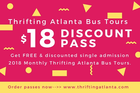 2018 Bus Tour Season Pass