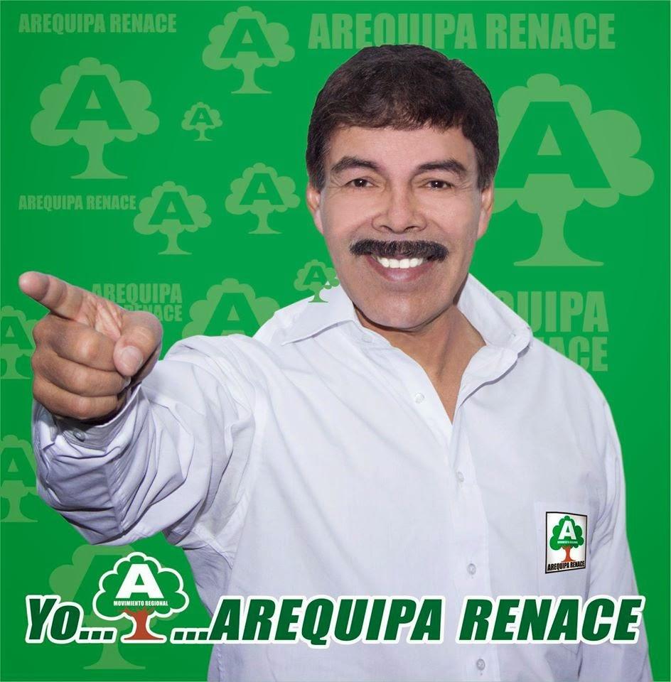 DR. ALFREDO ZEGARRA TEJADA. - ALCALDE DE AREQUIPA 2015 - 2018