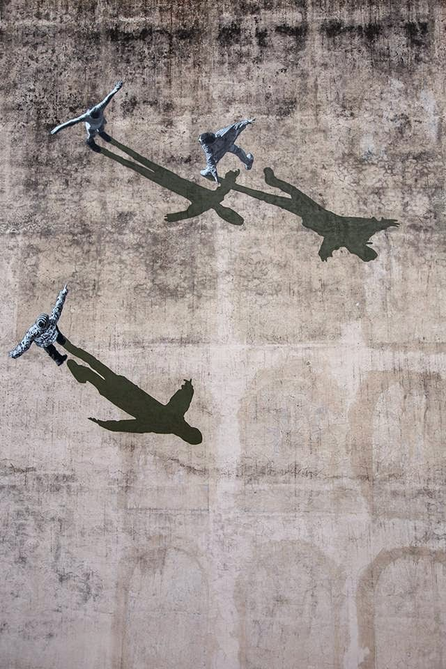 The latest draft Strok in Terracina, Italy - Street Art