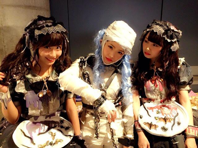 AKB48 ハロウィン・ナイトのコスプレ Halloween Night Cosplay 5