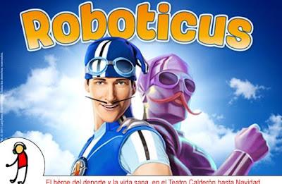 roboticus vs Sportacus
