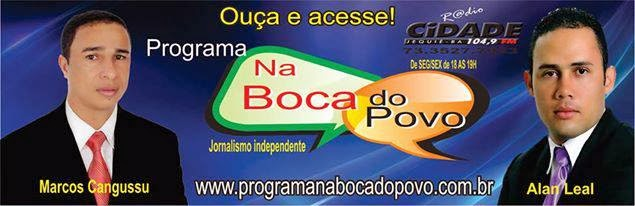 Na Boca do Povo