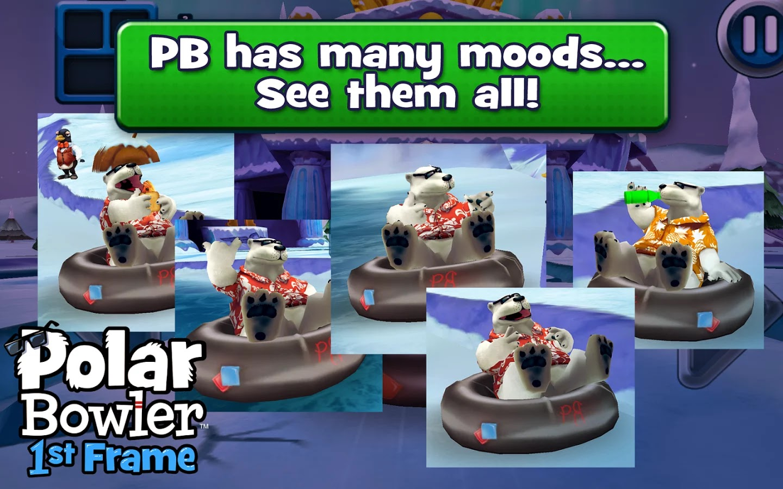 Android Polar Bowler Apk Oyun resimi