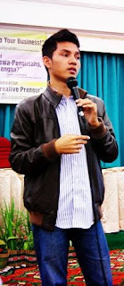 Hamzah Izzullhaq pengusaha muda sukses
