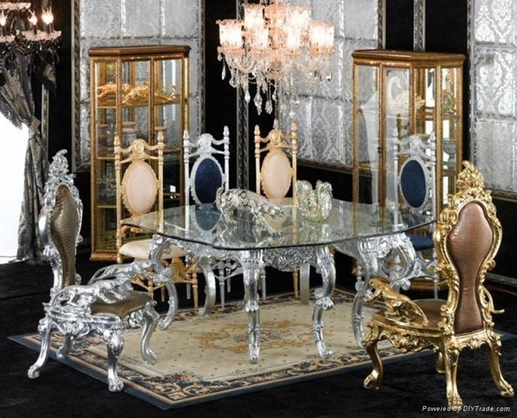 Luxury dining room furniture products furniture design for Luxury dining room furniture