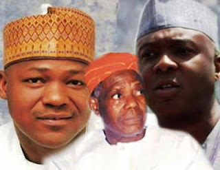 APC Chieftain Akande attacks Sakari & Dogara, says they can't do what they did in PDP in APC