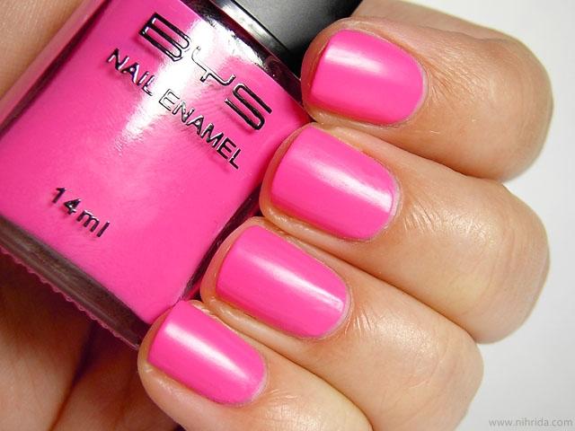 BYS Matte Pink