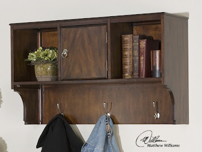 Uttermost Cato Entryway Shelf