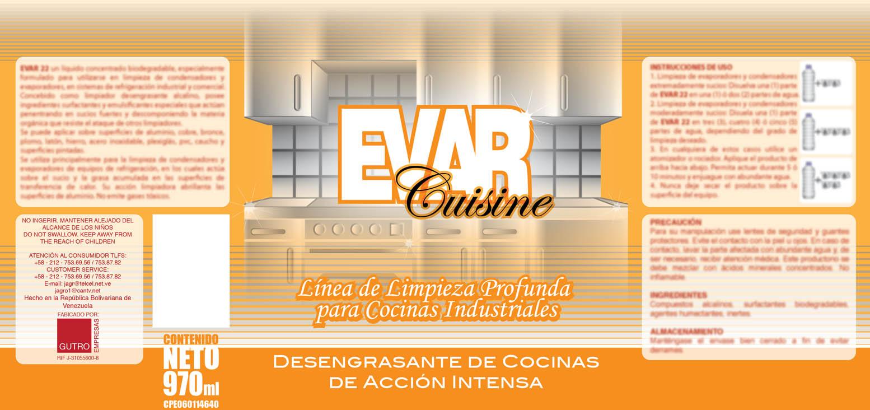 Etiqueta producto limpieza cocina v ctor ojeda gallego - Productos limpieza cocina ...