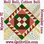 Roll Roll, Cotton Boll