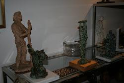 A. M. Esculturas y Bocetos