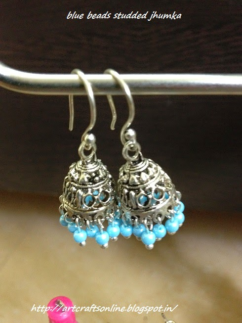 jhumka in colors