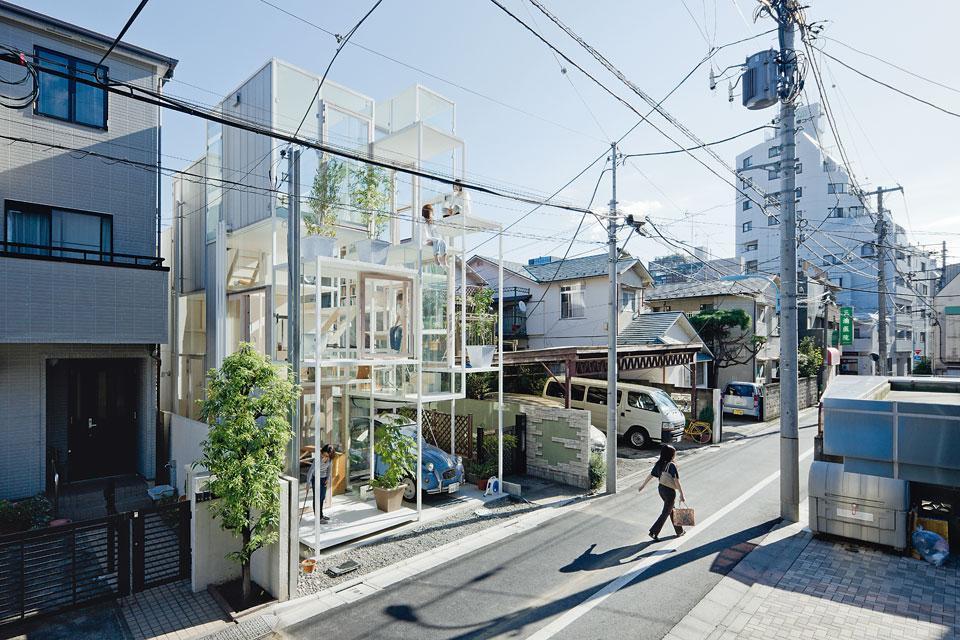A f a s i a 2 sou fujimoto architects for O house sou fujimoto