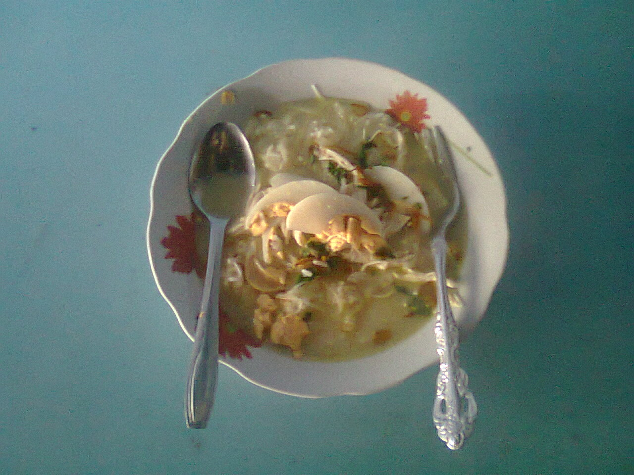 Qori Menulis Blog Foto Soto Banjar Kuliner Rekomendasi
