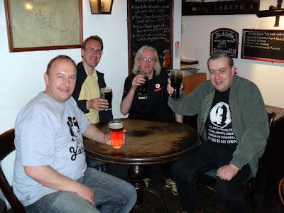 Cheers! The Three Fishes, Shrewsbury