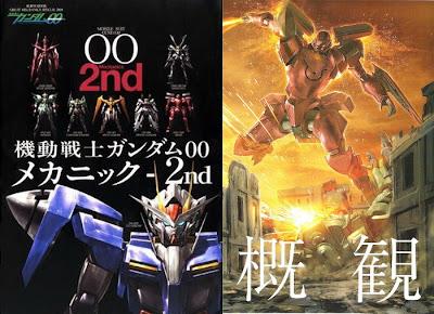 [SCANS] Gundam 00 Mech Book 02