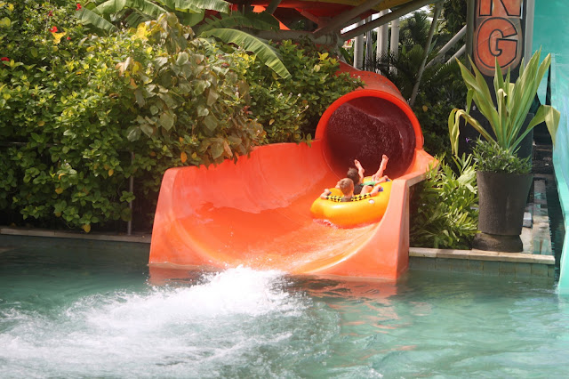 One of the tourist attractions in Bali that you lot must see piece on opor-garai in the isle Beaches in Bali: Kuta Waterbom Park: Superbowl