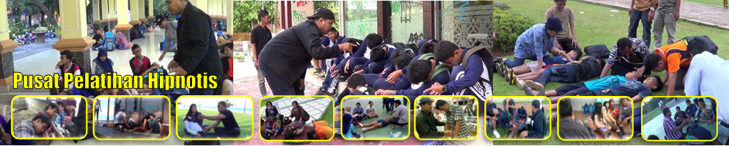 Pelatihan Hipnotis Private | Training Hipnotis | Kursus Hipnotis | Belajar Hipnotis