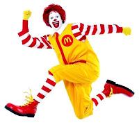 mcdonald mascot