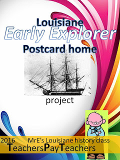 https://www.teacherspayteachers.com/Product/LOUISIANE-Early-Explorers-Postcards-Home-2212475