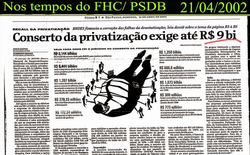 FHC+++-+CONSERTO+DA+PRIVATIZA%C3%87AO++E