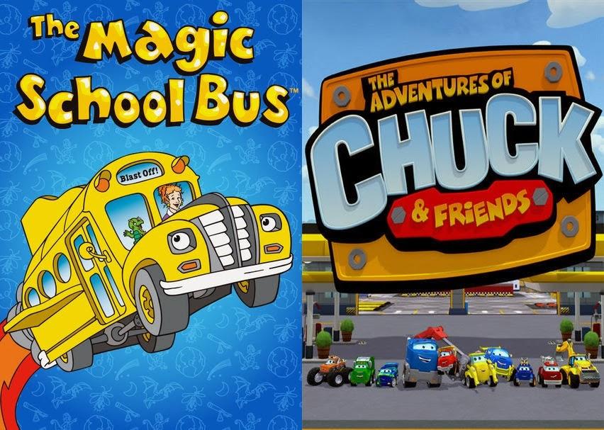 The Magic School Bus Kids Names Magic School Bus Inside