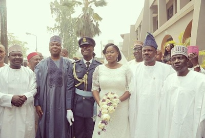 John Odigie-Oyegun Daughter of APC chairman weds in Lagos [Photos]