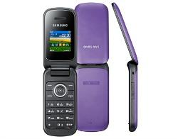 celular-desbloqueado-Samsung-E1195-Roxo
