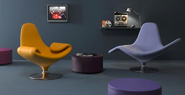 ultra modern furniture by domodinamica spicytec