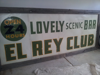 el rey club american restoration