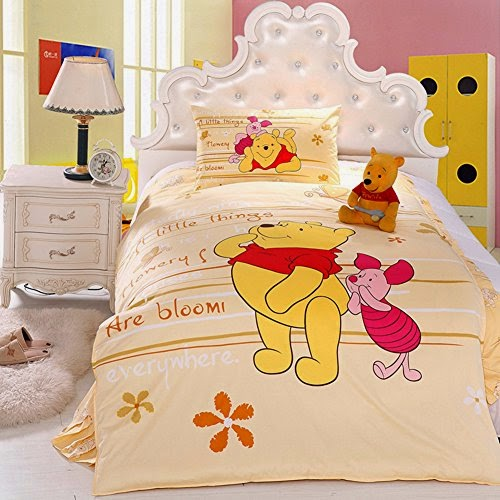 Children cotton series Vigny 3-Piece childrens bedding collections