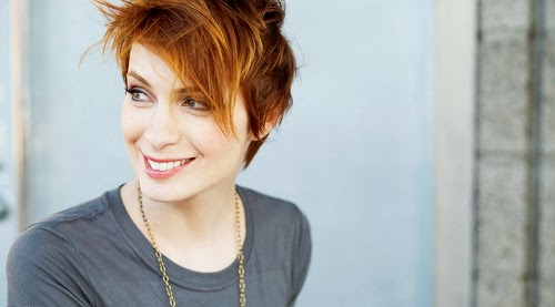 Tish Chambers Girl I Love Felicia Day