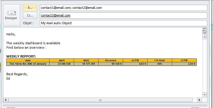 Mengirim Email Kode HTML dengan Script PHP