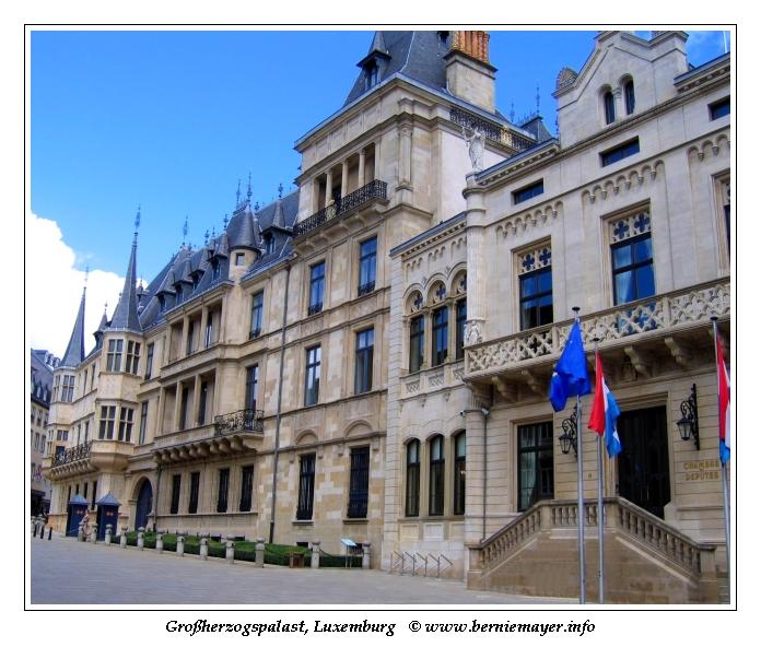 Palais des Großherzogs