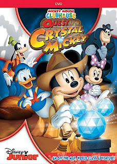 Mickey Mouse Clubhouse: Quest For The Crystal Mickey Poster