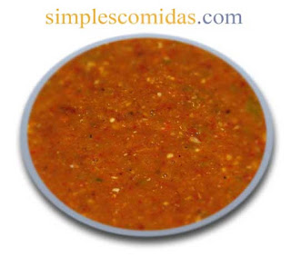 salsa de chiles chipotle