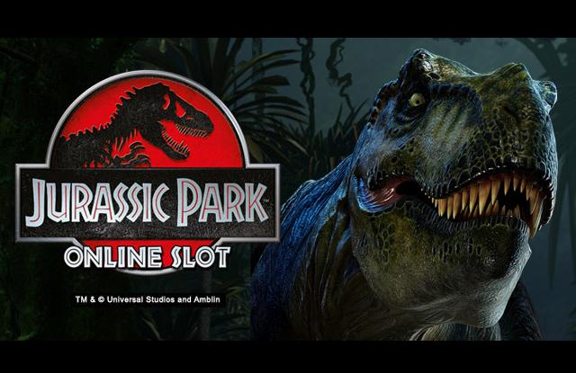 Free Slot Game - Jurassic Park