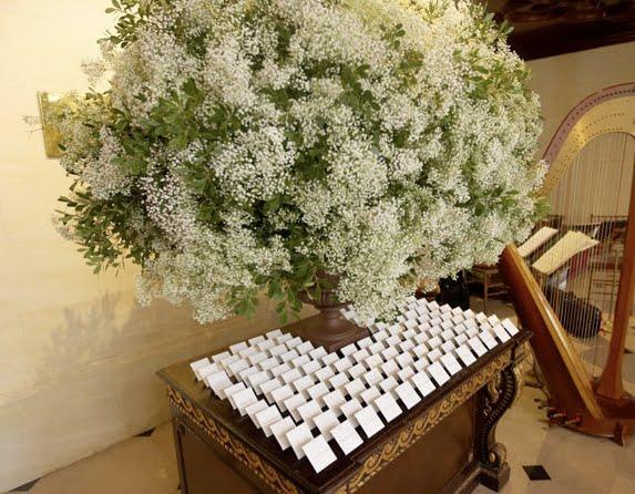 """decoracao casamento gypsophila: : Decoração com Gypsophila Paniculata, o famoso """"mosquitinho"""