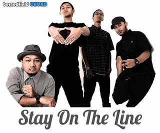 Lirik dan Chord(Kunci Gitar) Bondan F2B ~ Stay on the Line