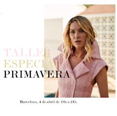 TALLER DE ASESORÍA DE IMAGEN ESPECIAL PRIMAVERA