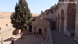 Fortress of Palamidi - Nafplio