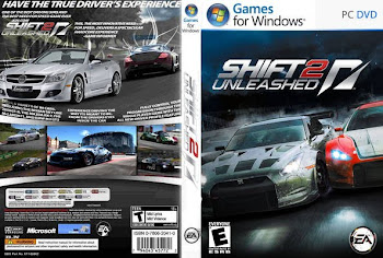 NFS Shift 2 Unleashed (2DISC)