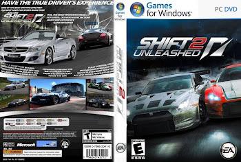 NFS Shift 2 Unleashed (2DISC)