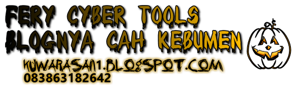 FERY CYBER TOOLS BLOGGER