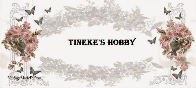 Tineke's hobby