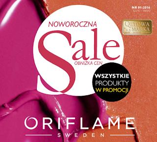Katalog nr 1/2016 Oriflame