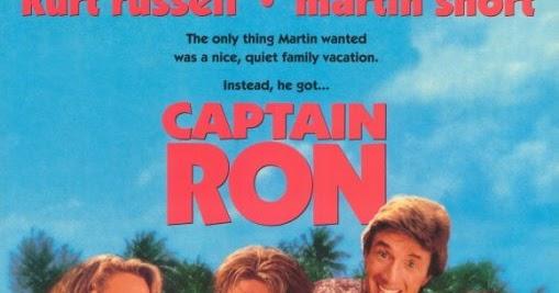 Captain ron cast