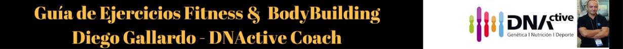 Guía de Ejercicios Fitness & BodyBuilding