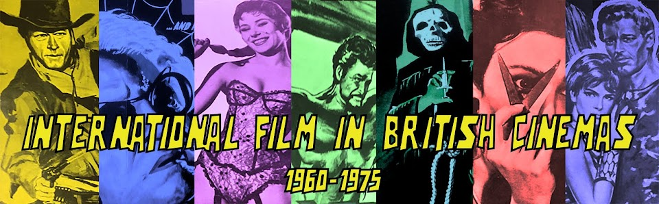 International Film in British Cinemas 1960 - 1975